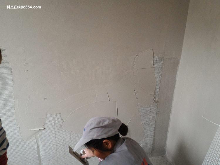 水性科天墙面乳胶漆施工工艺全解读